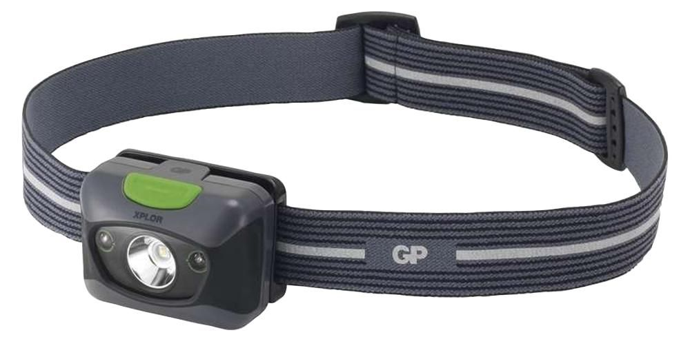 GP BATTERIES GPACTPH14000  Xplor Ph14 Head Torch Multi-Purpose