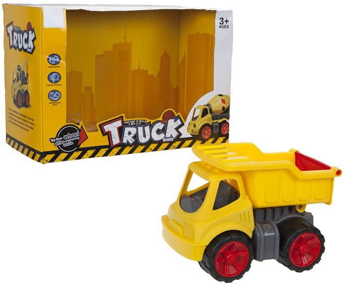 UNBRANDED 421028  Jumbo Dump Truck With Tip Action