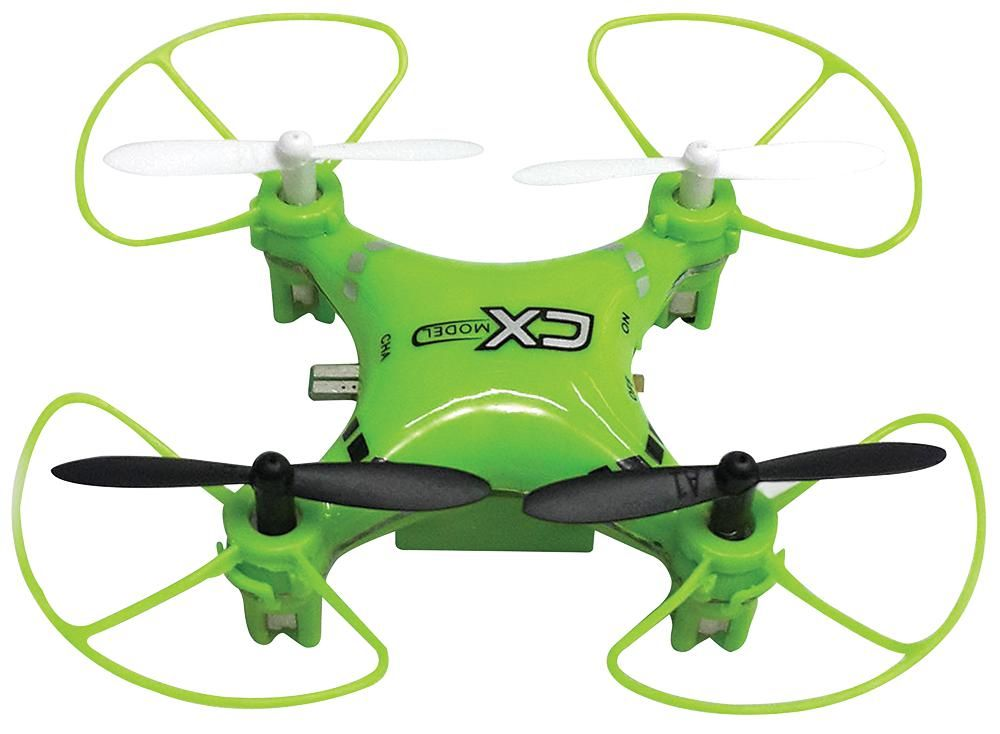 UNBRANDED TY037-GREEN  Mini Quadcopter Green