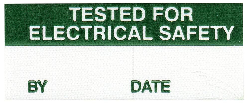 PRO POWER 7827326  Label Tested Elec Safety Pk350