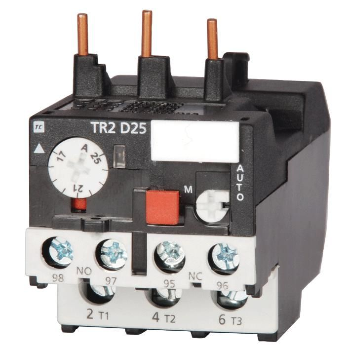 EUROPA COMPONENTS TR2-D09305  Overload Relay 0.63-1A