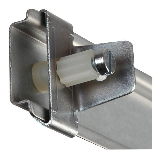 EUROPA COMPONENTS CA302  End Clamp Steel For Din 35 Rail