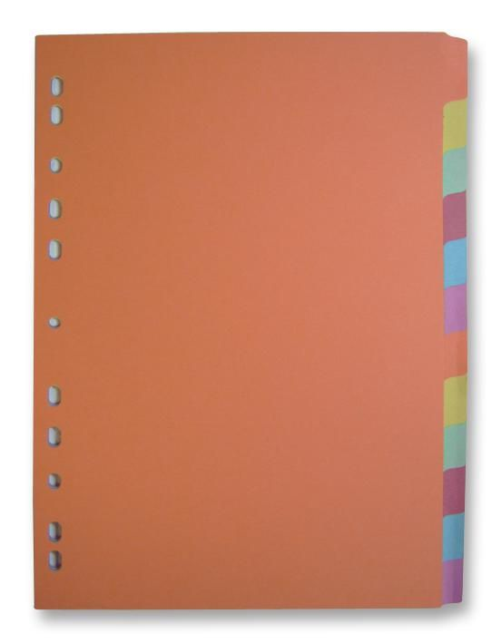 Q CONNECT KF01515  Classic Dividers 12 Part