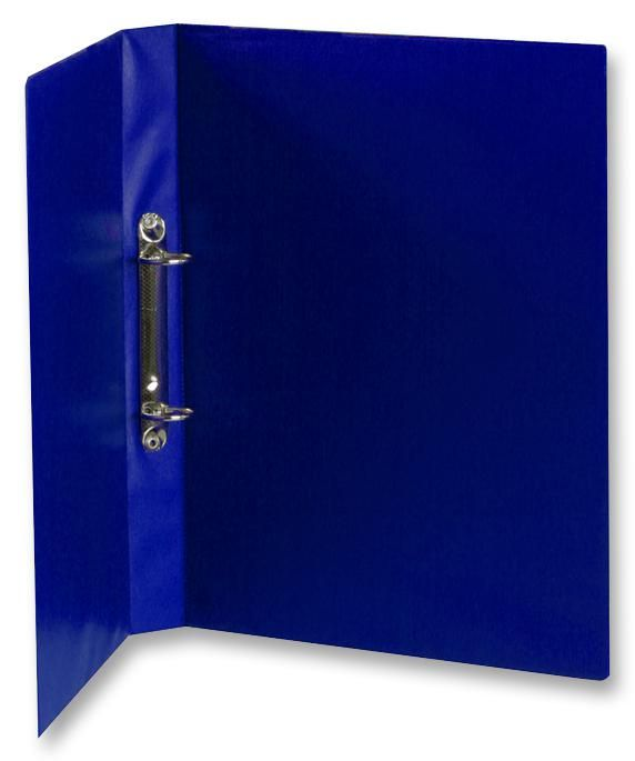 CORPORATE EXPRESS 2074633  4-Ring A4 Binder 25Mm Blue