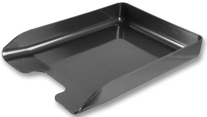 Q CONNECT KF05555  Letter Tray - Black