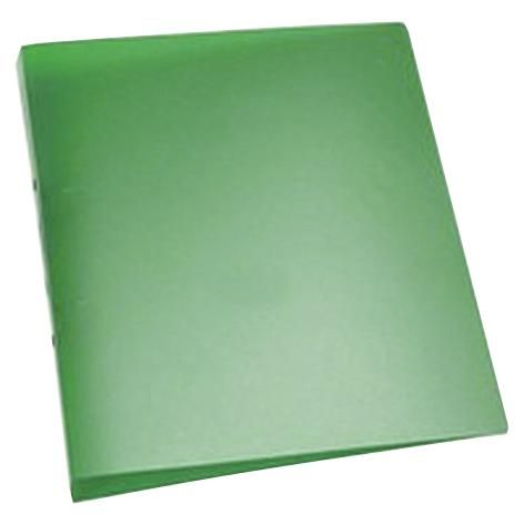 Q CONNECT KF02484  Ring Binders Poly Green