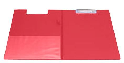 Q CONNECT KF01302  Clipboard Pvc Double Red