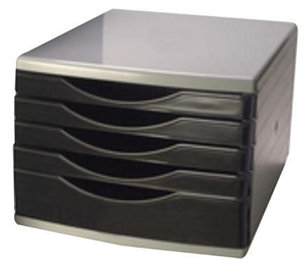 Q CONNECT KF02253  Drawer Tower 5 Drawer