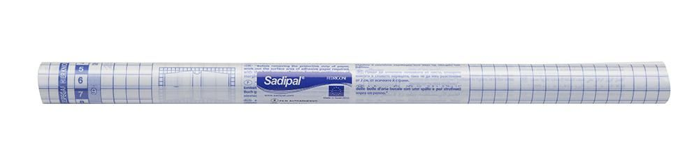 SADIPAL 12838  Self Adhes Clear Film 450Mm X 5M 50µ