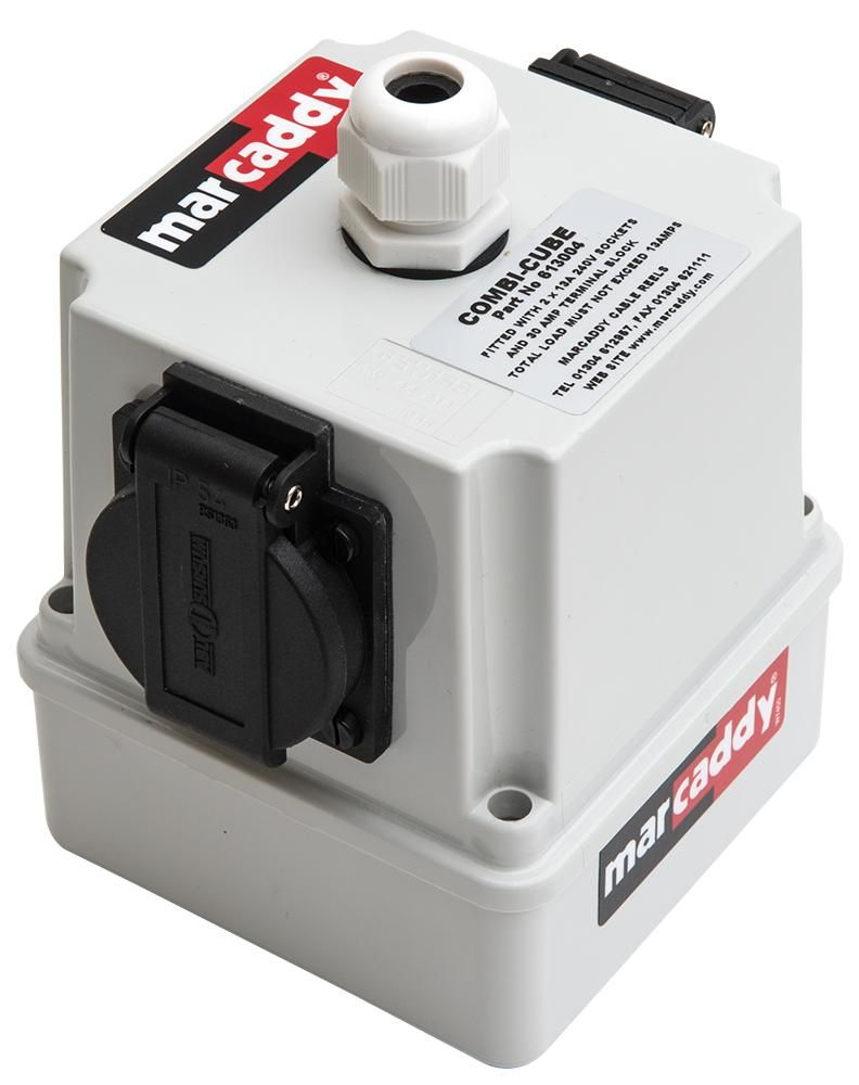 MARCADDY 613004  Combi-Cube With 2X 13A 240V Sockets