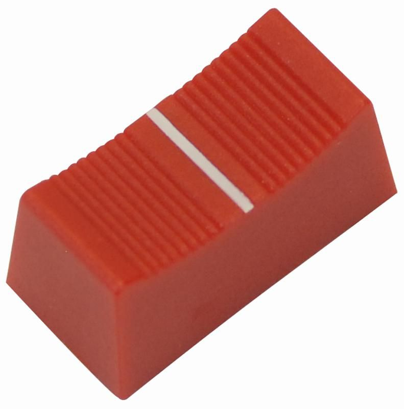 CLIFF ELECTRONIC COMPONENTS CP3276  Slider Knob Cs1B 4Mm B Red