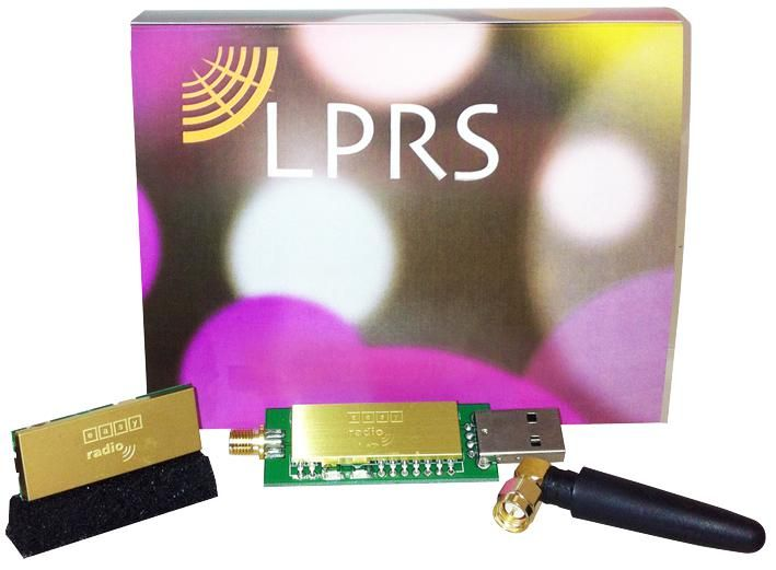 LPRS ERA-CONNECT2-PIK1  Easyradio Connect2 Pi + Era900Trs