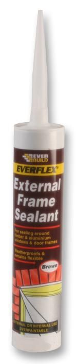 EVERBUILD EXTBN  Sealant Ext Frame Brown C3