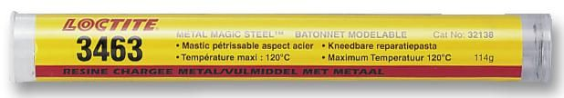 LOCTITE 265628  Magic Metal Stick 3463 114G