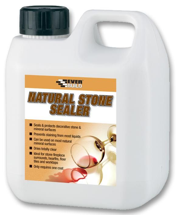 EVERBUILD STONE1  Natural Stone Sealer 1L