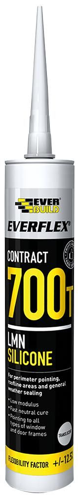 EVERBUILD 700TBN  Silicone 700T Brown - C3