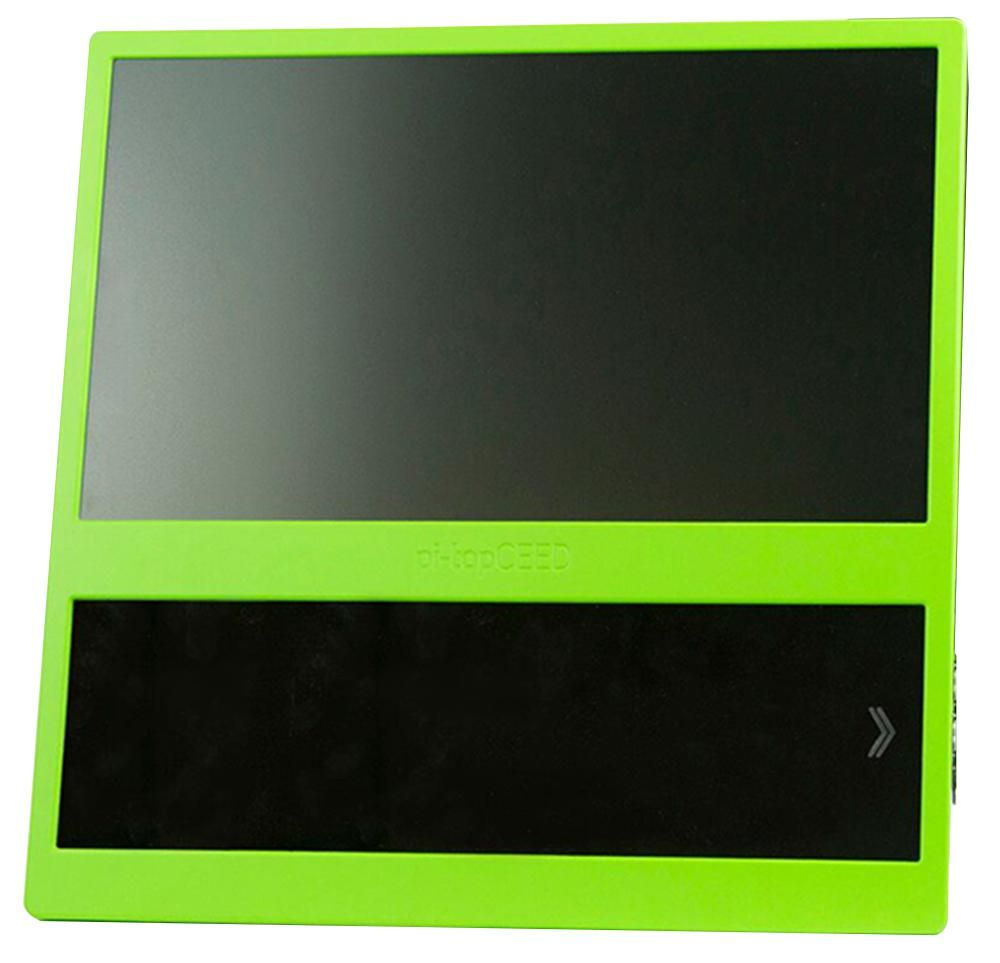 PI-TOP PT-CEED01-GR-UK-PI3  Desktop Display Inc Rpi Green