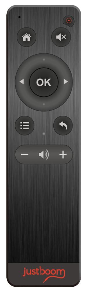 JUSTBOOM JUSTBOOM AIR REMOTE  Just Boom Rf Air/Gyro Mouse Remote