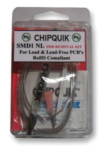 CHIP QUIK SMD1NL  Smd Removal Kit Pb Free