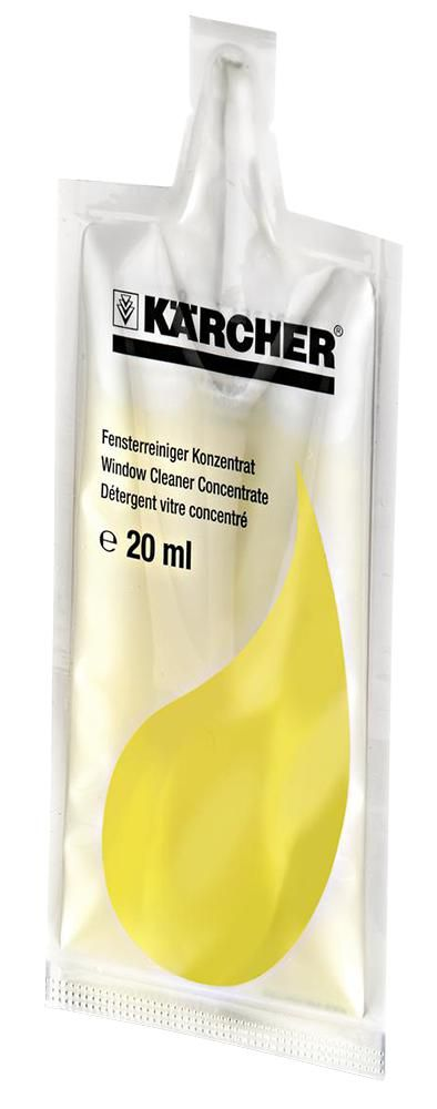KARCHER 62953020  Window Cleaner Concentrate 4X 22Ml