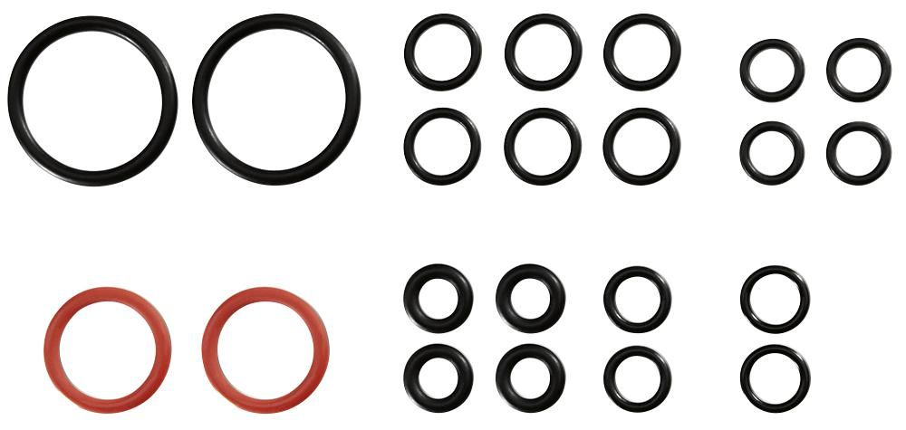 KARCHER REPLACEMENT O - RING SET 22 PIECES  Replacement O - Ring Set (22Pc)