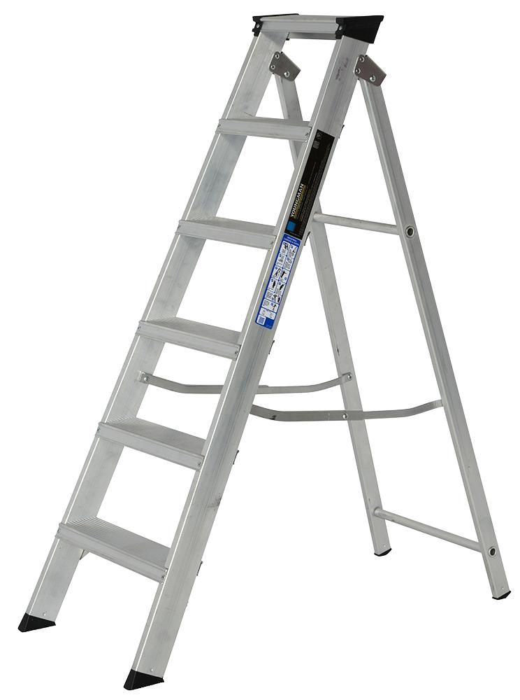 YOUNGMAN 30699618  6T Builders Step Ladder