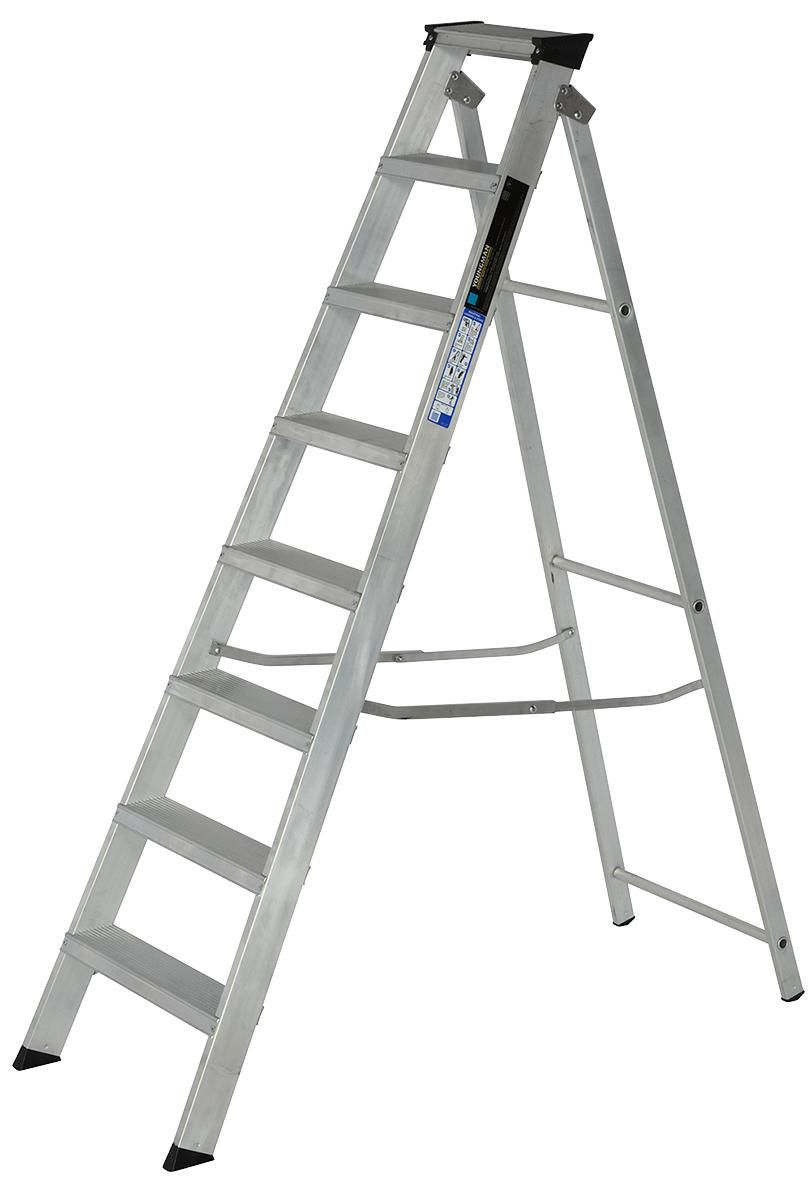 YOUNGMAN 30899618  8T Builders Step Ladder