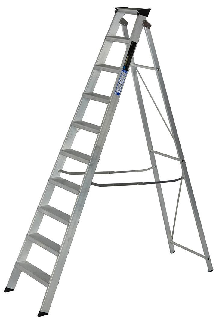 YOUNGMAN 31099618  10T Builders Step Ladder