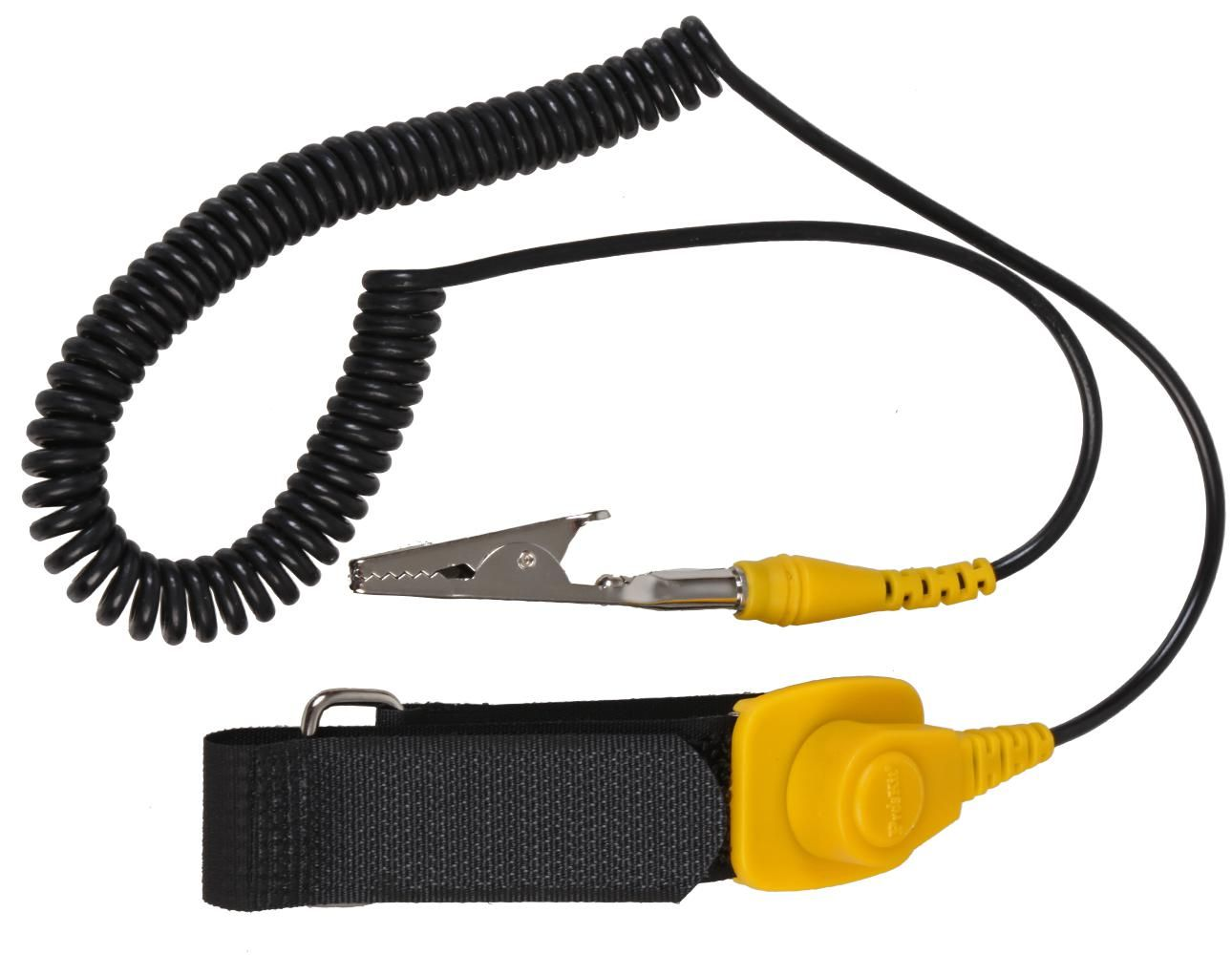 DURATOOL D03000  Wrist Strap 6Ft Hook & Loop