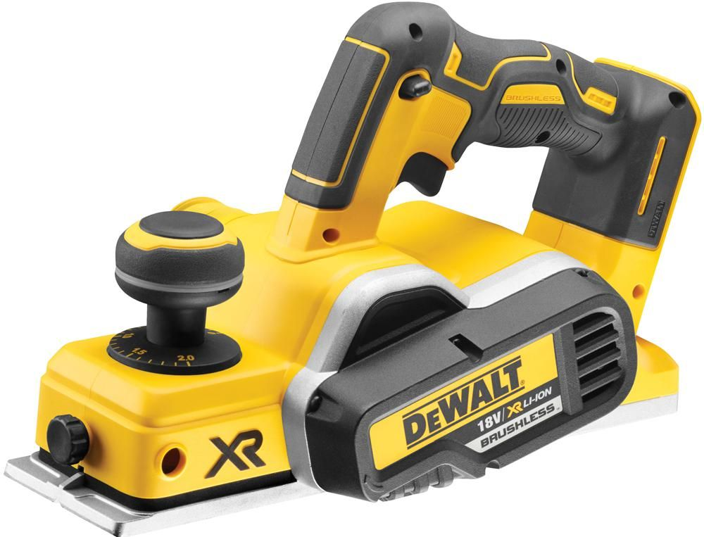 DEWALT DCP580N-XJ  18V Xr Cordless Planer 2Mm Bare Unit